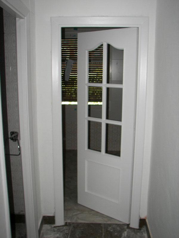 Puertas de interiores awesome puertas de paso puertas - Puerta para interiores ...