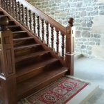 Escaleras y barandillas