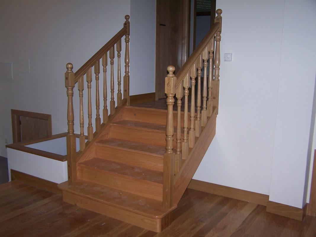 Escaleras y barandillas 02 garibai aroztegia s l - Escaleras y barandillas ...