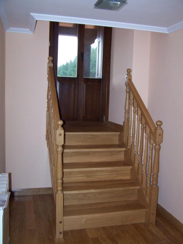Escaleras y barandillas 08 garibai aroztegia s l - Escaleras y barandillas ...